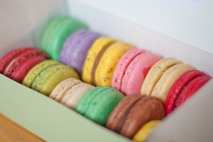 French my way macarons one of the best ones weve ever tasted are from ladure the famous parisian maison de macarons that started in 1862 urmus Image collections